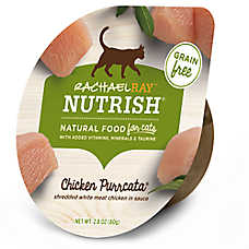 Rachael Ray™ Nutrish® Cat Food - Natural, Grain Free, Chicken Purrcata