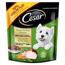 Cesar® Adult Dog Food - Roast Turkey