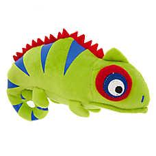 Top Paw® Holy Guacamole Lizard Dog Toy - Plush, Squeaker
