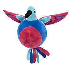 Top Paw® Holy Guacamole Bird Ball Dog Toy - Plush, Squeaker