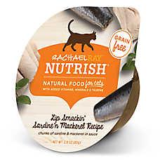Rachael Ray ™ Nutrish® Cat Food - Natural, Grain Free, Sardine 'n Mackerel