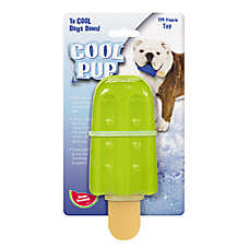 Cool Pup Popsicle Cooling Dog Toy
