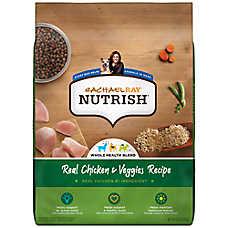 Rachael Ray™ Nutrish® Dog Food - Natural, Chicken & Veggies Recipe