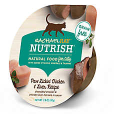 Rachael Ray™ Nutrish® Cat Food - Natural, Grain Free, Paw Lickin' Chicken & Liver Recipe