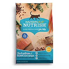 Rachael Ray™ Nutrish® Cat Food - Natural, Salmon & Brown Rice Recipe