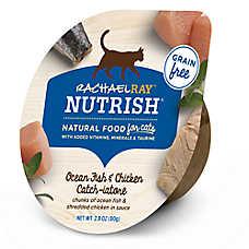 Rachael Ray™ Nutrish® Cat Food - Natural, Grain Free, Ocean Fish & Chicken Catch-iatore