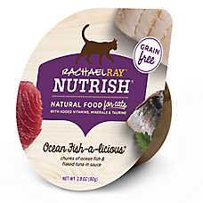 Rachael Ray™ Nutrish® Cat Food - Natural, Grain Free, Ocean Fish-a-licious