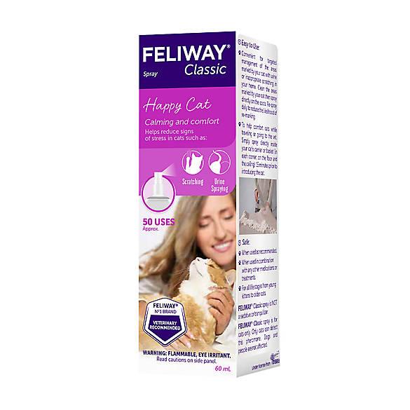 Feliway Spray Classic Formula Cat Calming Spray Petsmart