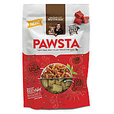 Rachael Ray™ Nutrish® Pawsta Dog Treat - Beef Stuffed Riggies Recipe