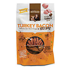 Rachael Ray™ Nutrish® Turkey Bacon Dog Treat - Grain Free