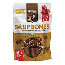 Rachael Ray™ Nutrish® Soup Bones Dog Treat - Beef & Barley Flavor