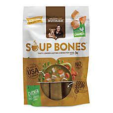 Rachael Ray™ Nutrish® Soup Bones Dog Treat - Chicken & Veggies Flavor