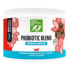 Only Natural Pet® Probiotic Blend Soft Dog Chews