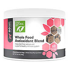 Only Natural Pet® Whole Food Antioxidant Soft Dog Chews