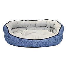 Top Paw® Odor-Reducing Cuddler Pet Bed