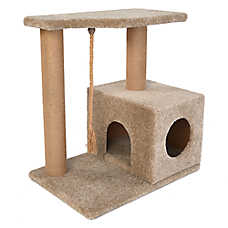 Whisker City® Deluxe Cat Home