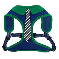 ED Ellen DeGeneres Neck Tie Comfort Dog Harness