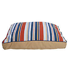 Top Paw® Striped Outdoor Mattress  Pet Bed