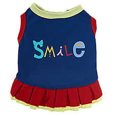 "ED Ellen DeGeneres ""Smile"" Pet Dress"