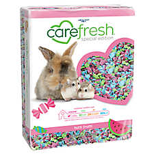buy 1, get 2nd 50% off carefresh® small pet bedding, 50-60 L bags