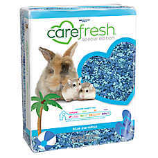 carefresh® Blue Paradise Small Pet Bedding