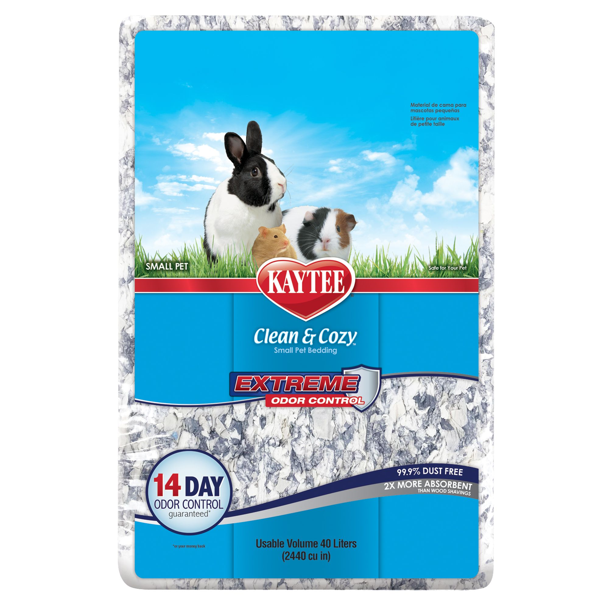 Kaytee Clean Cozy Trade Extreme Odor Control Small Pet Bedding Small Pet Litter Bedding Petsmart