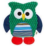 ED Ellen DeGeneres Owl Flattie Dog Toy - Crinkle