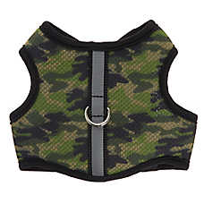 Top Paw® Camouflage Vest Dog Harness