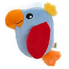 ED Ellen DeGeneres Parrot Dog Toy - Plush, Squeaker