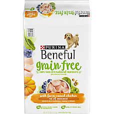 Purina® Beneful® Grain Free Adult Dog Food - Chicken