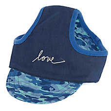 "ED Ellen DeGeneres ""Love"" Camo Pet Hat"