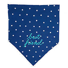 "ED Ellen DeGeneres ""Best Friend"" Dog Bandana"