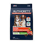 Authority® High Performance All Life Stages Dog Food - Grain Free, Turkey, Pea, Duck & Salmon
