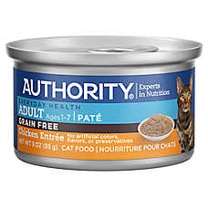 Authority® Adult Wet Cat Food - Grain Free