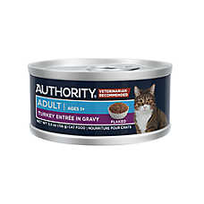 Authority® Flaked Entree in Gravy Adult Wet Cat Food