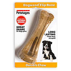 Petstages® Dogwood® Flip Bone Dog Toy