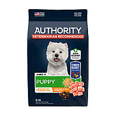 Authority® Tender Blends ™ Puppy Food - Chicken & Rice