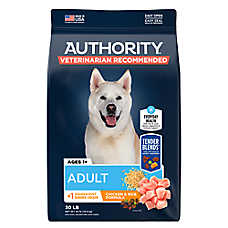 Authority® Tender Blends ™ Adult Dog Food - Chicken & Rice