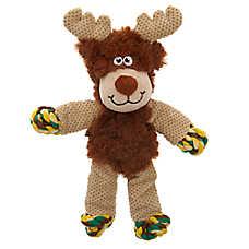 Top Paw® Rope Skeleton Moose Dog Toy - Rope, Squeaker