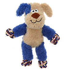Top Paw® Rope Skeleton Puppy Dog Toy - Rope, Squeaker