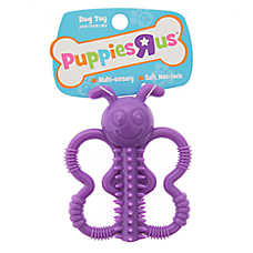 """Puppies""""R""""Us™ Butterfly Dog Toy"""