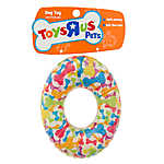 "Toys""R""Us® Pets Ring Dog Toy - Squeaker"