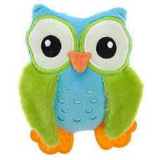 "Puppies""R""Us™ Owl Dog Toy - Plush, Squeaker"