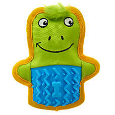 """Puppies""""R""""Us™ Frog Dog Toy - Squeaker"""