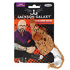 Jackson Galaxy® Cork Mouse Cat Toy