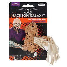 Jackson Galaxy® Cork Bird Cat Toy