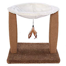 Whisker City® Hammock & Cat Scratcher
