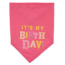 "Top Paw® ""It's My Birthday!"" Pet Bandana"