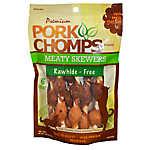 Pork Chomps™ Rawhide-Free Meaty Skewers Dog Treat