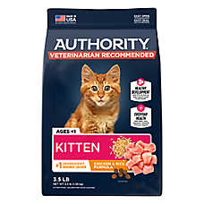 Authority® Kitten Food - Chicken & Rice